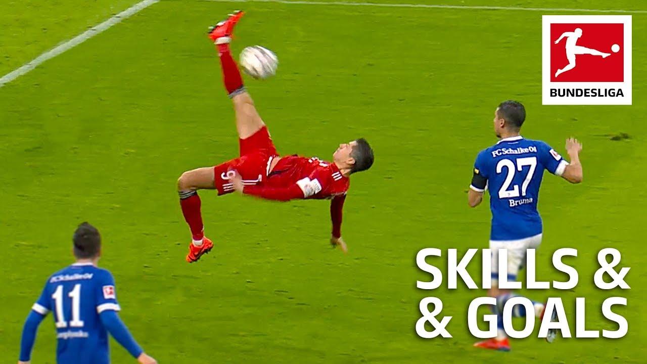 Robert Lewandowski - Magical Skills & Goals