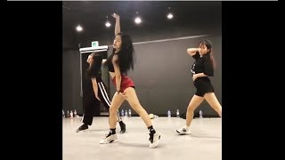 Download Hey Mama - David Guetta feat. Nicki Minaj, Bebe Rexha & Afrojack / Minyoung Park Choreography