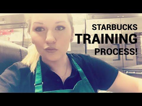 Starbucks Training Process!
