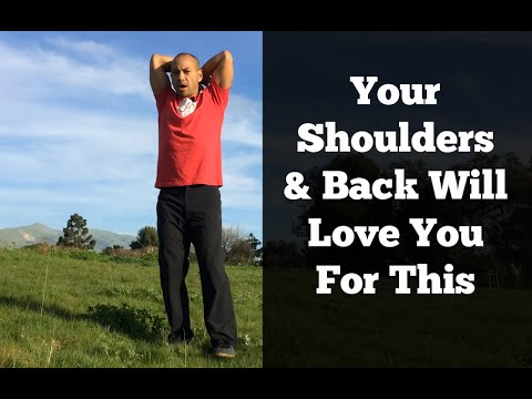 Mobility Exercises for Shoulders & Thoracic Spine