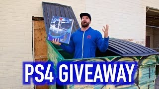 SEASON OF GIVING | PS4 GIVEAWAY!!