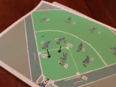 Basics of Softball Scoring for while coach is batting.