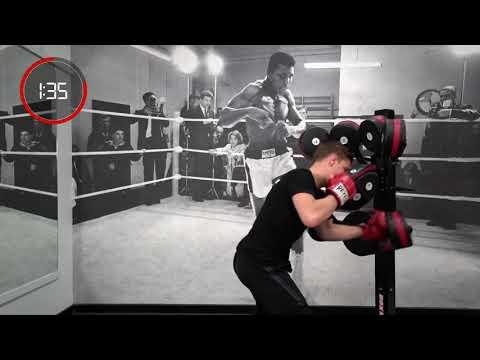 BoxMaster Workout - Familiarisation Round
