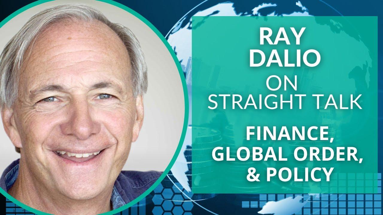 Straight Talk with Hank Paulson: Ray Dalio