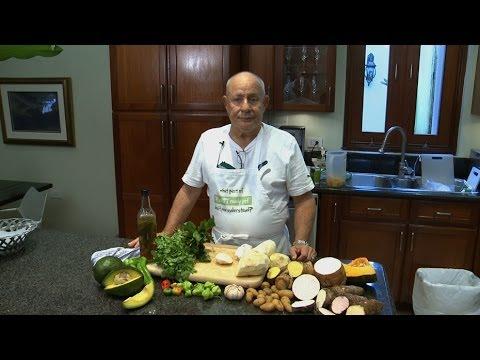 Caribbean Root Vegetables