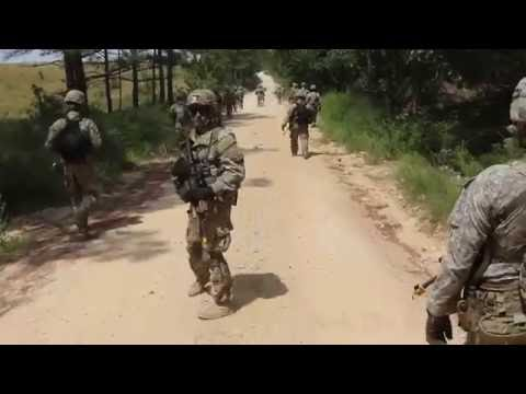 Falcon Field Training Exercise, 2nd Brigade Combat Team, 82nd Airborne Division