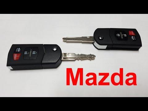 Mazda key replacement/ programming