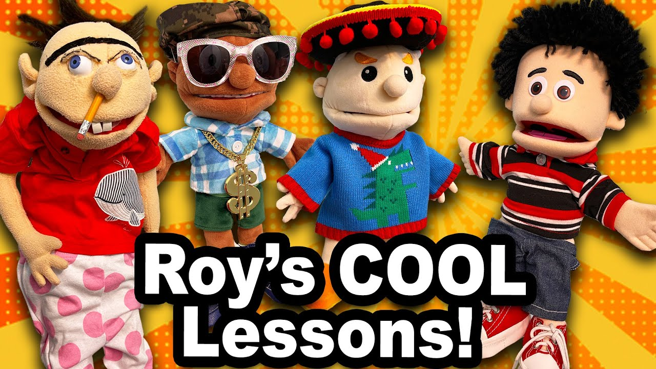 SML Movie: Roy's Cool Lessons!