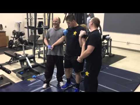Police academy taser training 2016
