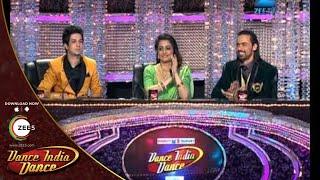 Dance India Dance Season 4 - Finalists Shyam, Sumedh, Manan