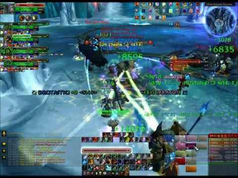 The Risen Group 4 VS The Lich King 10!