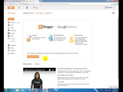 How to get fully Google AdSense approval in 3 mins blogger