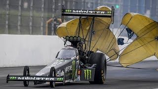 Brittany Force wins the Auto Club Finals