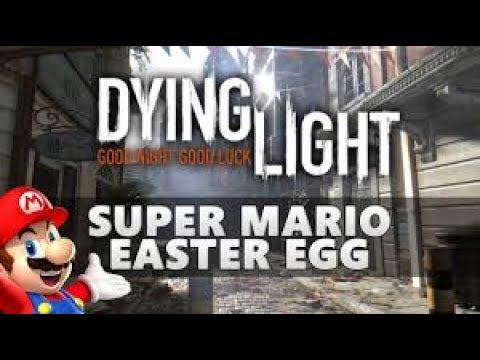 Dying Light Mario Easter Egg