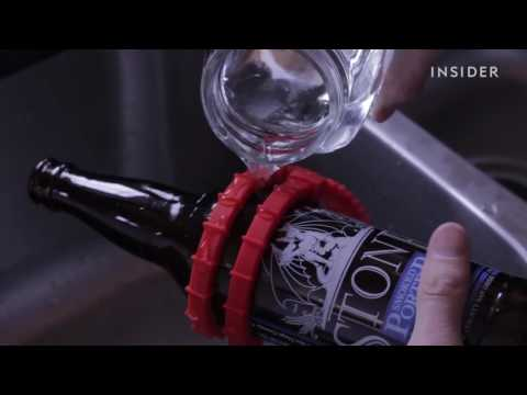 How To Easily Cut Glass Bottles (BEST Glass Bottle Cutting Tool)