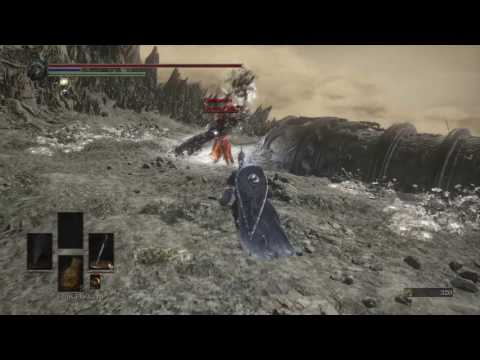 Dark Souls 3: Ashes of Ariandel PvP - Sabre too Stronk