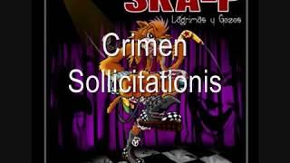 Ska-P - Crimen Sollicitationis con letra
