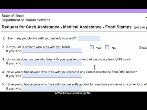 Illinois Food Stamps