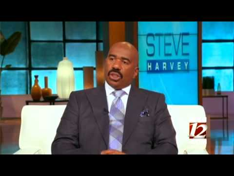 Tough Questions for Steve Harvey
