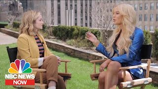 Gigi Gorgeous Talks YouTube, Coming Out As Transgender | NBC News Now