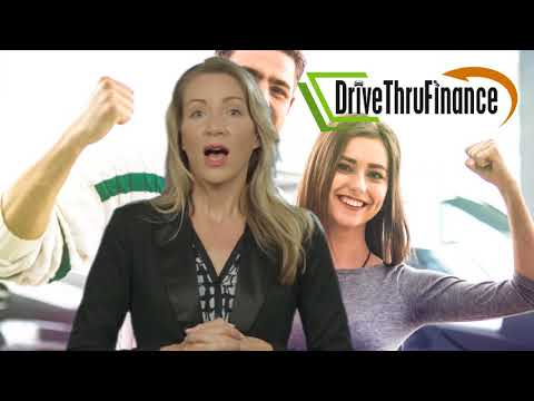 DriveThruFinance: Get Approved For Your Next Car Loan