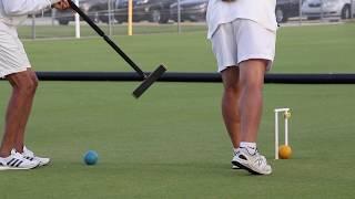 Croquet(ac):abdelwahab V Pailas, Game 3,  2019 Nationals