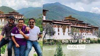 Punakha Valley & Dzong, A Must visit place in Bhutan, INB Trip EP #28