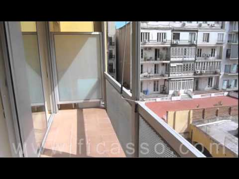 Modern flat in new, ecological building with rooftop pool  ( Eixample D) - www.ficasso.com