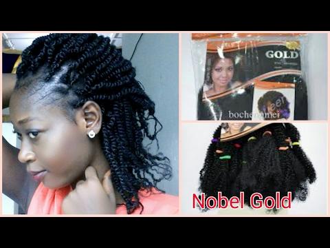 How To Maintain Kinky Crochet Twist + Hair Details