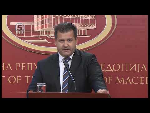 Бошњаковски: По државните институции се распределуваат 958 рамковни вработени