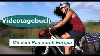 Meine nachhaltige Reise - Mit dem Fahrrad durch Europa (Web-Doku)