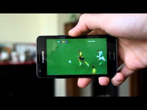 Sky Go app for Android: Hands-on video