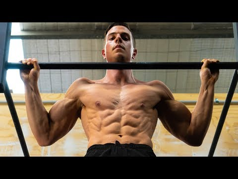 20 Pull Ups in a Row | Workout For Beginners