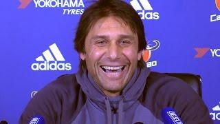 Antonio Conte Full Pre-Match Press Conference - Chelsea v Hull