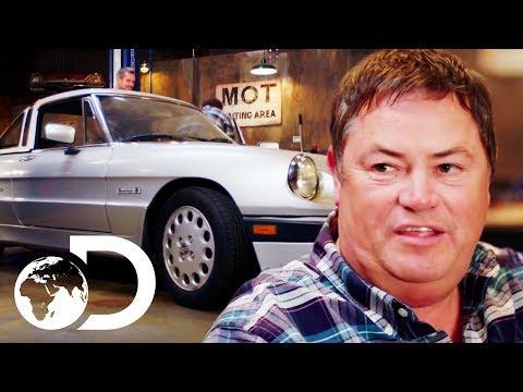 Repairing The Sloppy Drivetrain On An Alfa Romeo Quadrifoglio | Wheeler Dealers