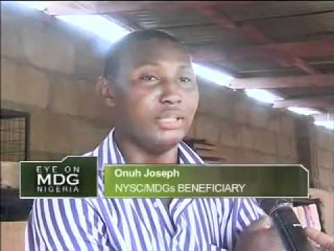Eye On MDG - War Against Poverty