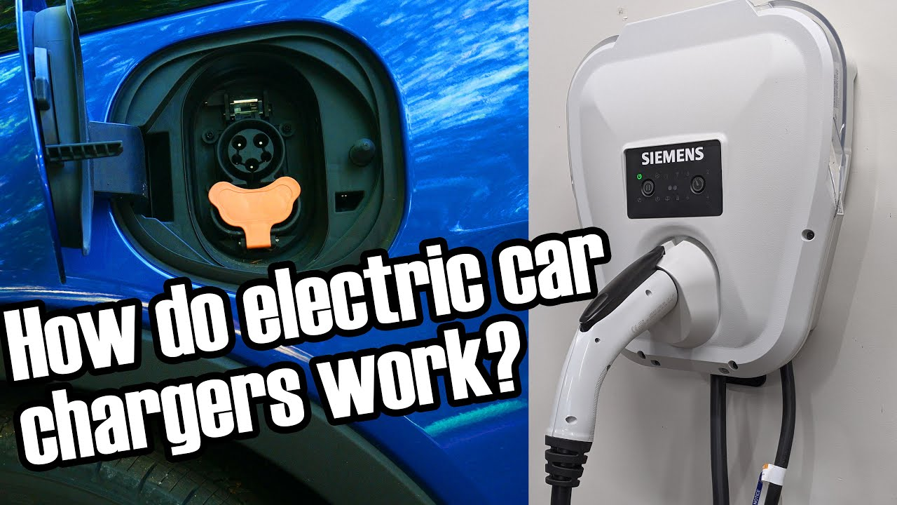 Electric car chargers aren't chargers at all – EVSE Explained