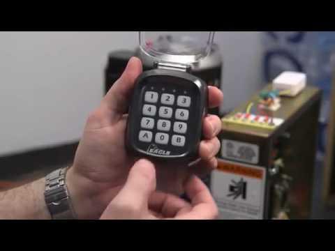 How to program your Eagle EG654 wireless keypad