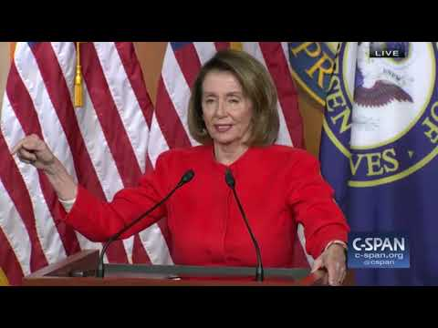 Pelosi chuckles while describing relationship with Trump: 'We have a good rapport'