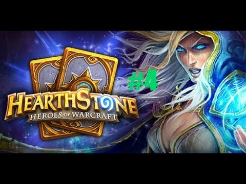 [Hearthstone] Arena Mage | Ep 2 Part 4 | Fatigue Fight