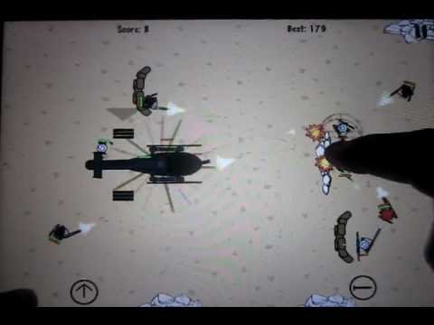 Gunship Commandos - SEAL Special Ops for iPhone & iPad * Pilot Helicopter & Control BlackOps Team