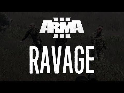 First Dedicated PUBLIC Ravage Server - Arma 3 Mod