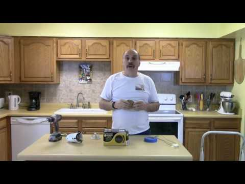 Installing New Kitchen Lights in a Small Kitchen