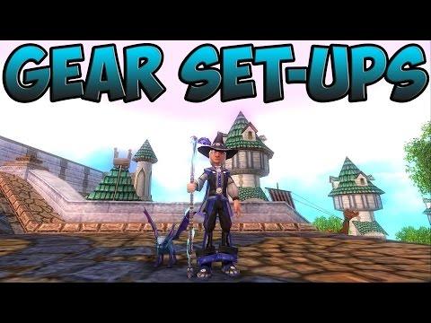 Wizard101: Gear Set-ups |