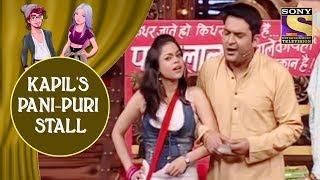 Sumona Visits Kapil's PANI-PURI Stall - Jodi Kamaal Ki
