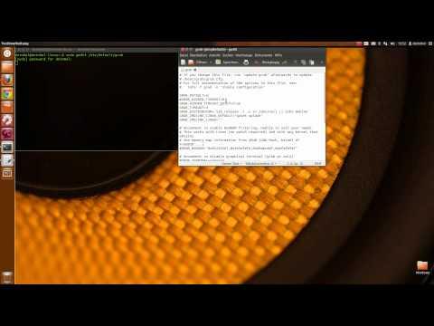 Bootreihenfolge Ändern - Ubuntu 12.04