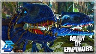 Ark Survival Evolved - ALLOSAURUS/PELAGORNIS/FISHING ROD (RELEASE