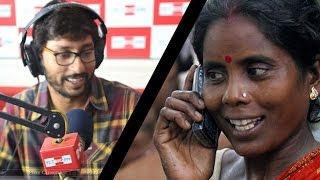 Tamil Funny Talk - RJ Balaji Vs Chennai City Girl
