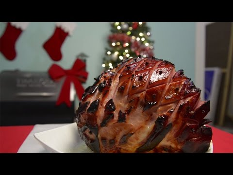 Heavenly Ham Recipe for the Holidays by Traeger Grills