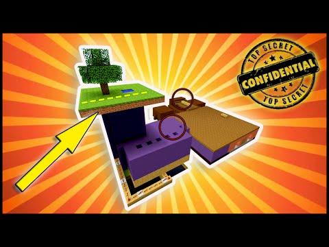 Minecraft: Secret Base / Secret Door Tutorial - How to build A Underground House - Redstone Tutorial